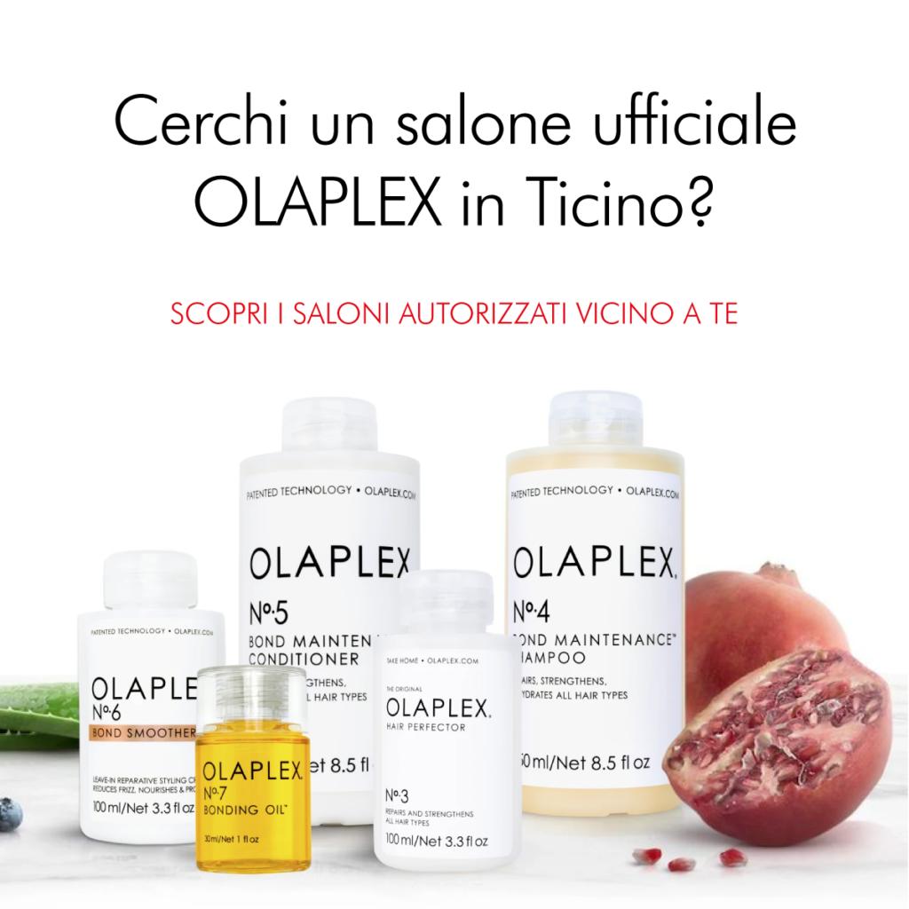 SALONI OLAPLEX TICINO